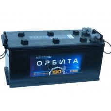 Автомобильный аккумулятор ОРБИТА 190 А/ч