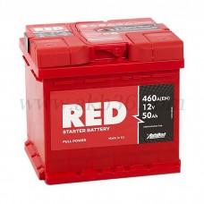 Автомобильный аккумулятор RED 50 А/ч