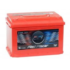 Автомобильный аккумулятор Red Racer 75 А/ч  обр/п