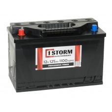 Автомобильный аккумулятор STORM Power 125 А/ч п/п