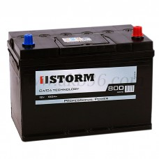 Автомобильный аккумулятор STORM Power 100 А/ч