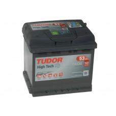 Автомобильный аккумулятор TUDOR  53 А/ч обр/п