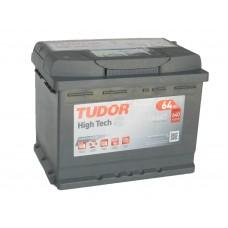 Автомобильный аккумулятор TUDOR 64 А/ч обр/п(EXIDE)