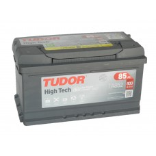 Автомобильный аккумулятор TUDOR 85 А/ч низкий(EXIDE)