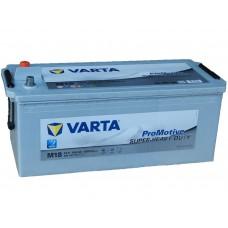 Автомобильный аккумулятор VARTA  180 А/ч  (M18)