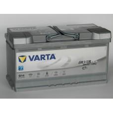 Автомобильный аккумулятор VARTA Silver Dynamic AGM 95 Ah