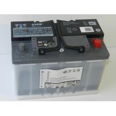 Автомобильный аккумулятор VAG 72 А/ч