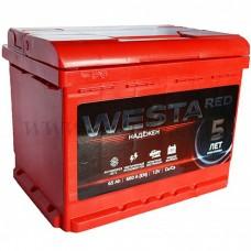 Автомобильный аккумулятор WESTA red 65 А/ч