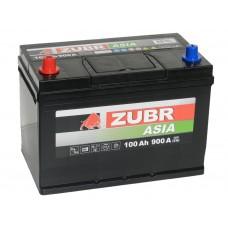 Автомобильный аккумулятор ZUBR AZIA 100 А/ч п/п.