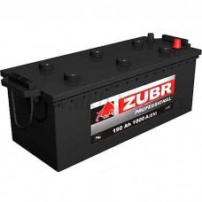 Автомобильный аккумулятор ZUBR 190 А/ч