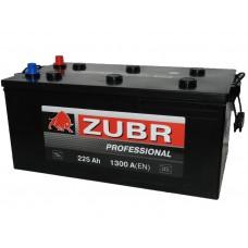 Автомобильный аккумулятор ZUBR 225 А/ч