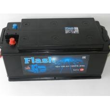 Автомобильный аккумулятор FLASH 190 А/ч Конус камина