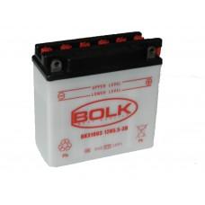 Аккумулятор BOLK 12 В 5.5 А/ч (12N5.5-3B)