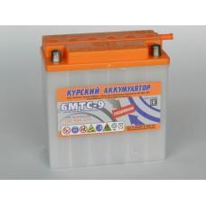 Курский аккумулятор 12В 9А/ч