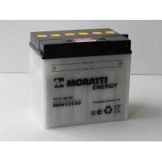 Аккумулятор MORATTI 12В 30 А/ч(12530)