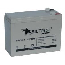 Аккумулятор SILTECH 12В 10 А/ч AGM SPS