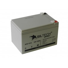 Аккумулятор SILTECH 12В 12 А/ч AGM SPS