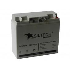 Аккумулятор SILTECH 12В 18 А/ч AGM SPS