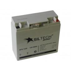 Аккумулятор SILTECH 12В 20 А/ч AGM SPS