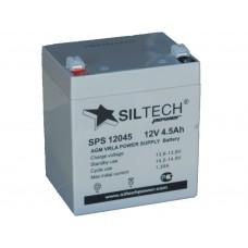 Аккумулятор SILTECH 12В 4.5 А/ч AGM SPS