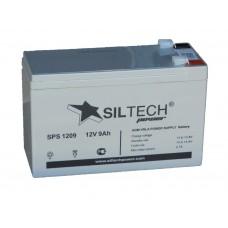 Аккумулятор SILTECH 12В 9 А/ч AGM SPS