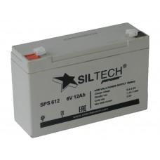 Аккумулятор SILTECH 6В 12 А/ч AGM SPS