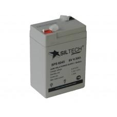 Аккумулятор SILTECH 6В 4.5 А/ч AGM SPS