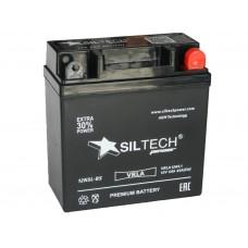 Аккумулятор  SILTECH 12В 5А/ч AGM VRLA 12N5L-BS